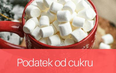 Nowy podatek od cukru w napojach